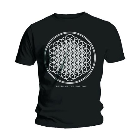 BRING ME THE HORIZON MENS BLACK TSHIRT - SEMPITERNAL