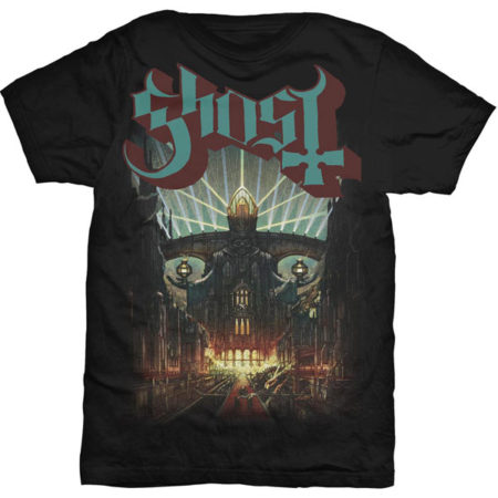 GHOST MENS TSHIRT - MELIORA ALBUM